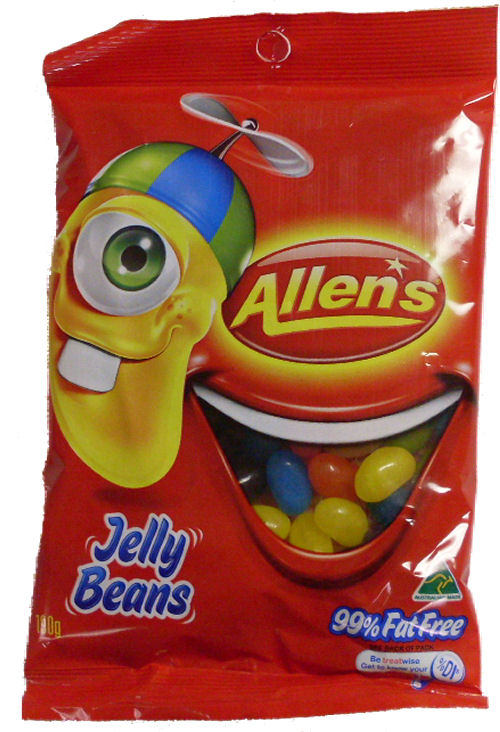 Allens Jelly Beans (BB:NOV10)