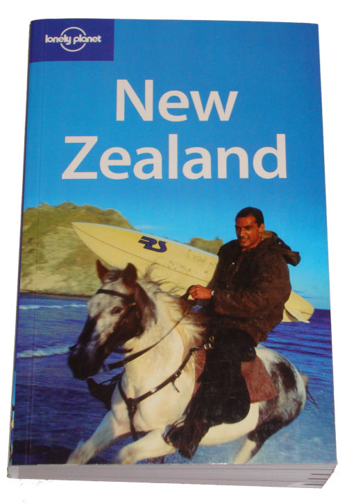 Book: Guide to New Zealand