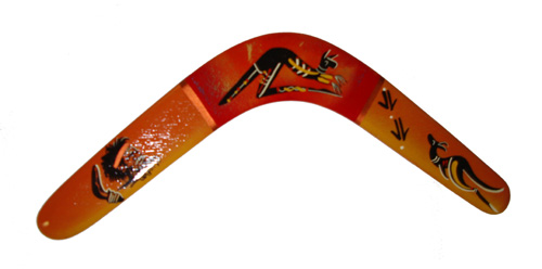 Boomerang Returning (17inch Ply)