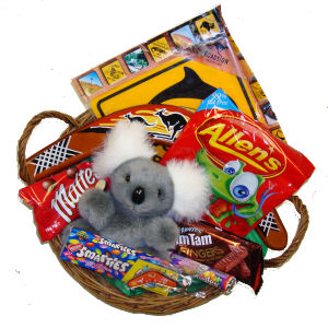 Gift Basket: Kids over 10 years